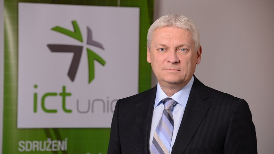 Svatoslav Novák, prezident ICT Unie