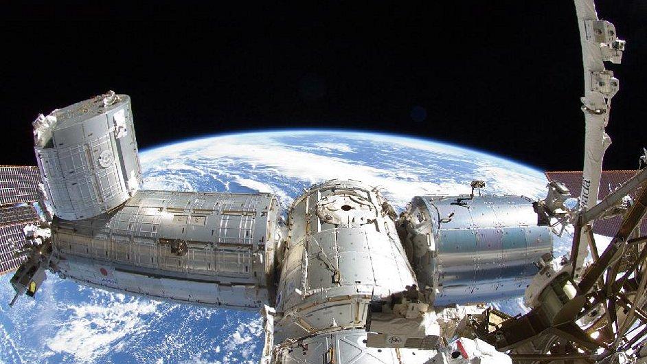 ISS - ilustrační foto.