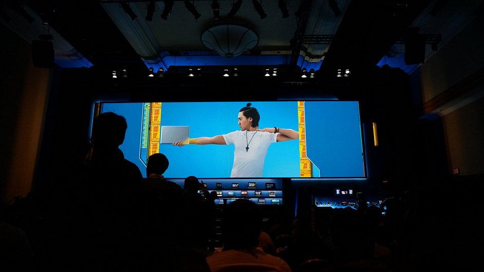 Intel na veletrhu CES 2013