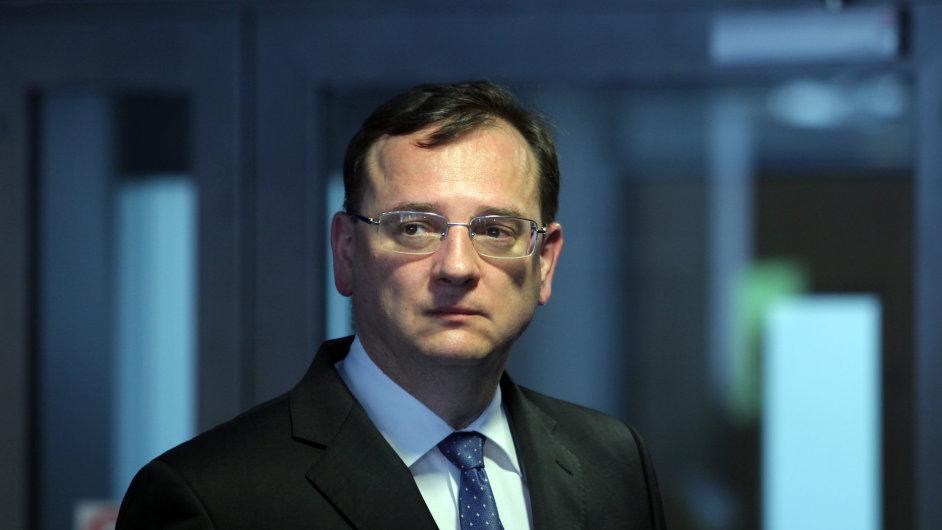 Bývalý premiér Petr Nečas.