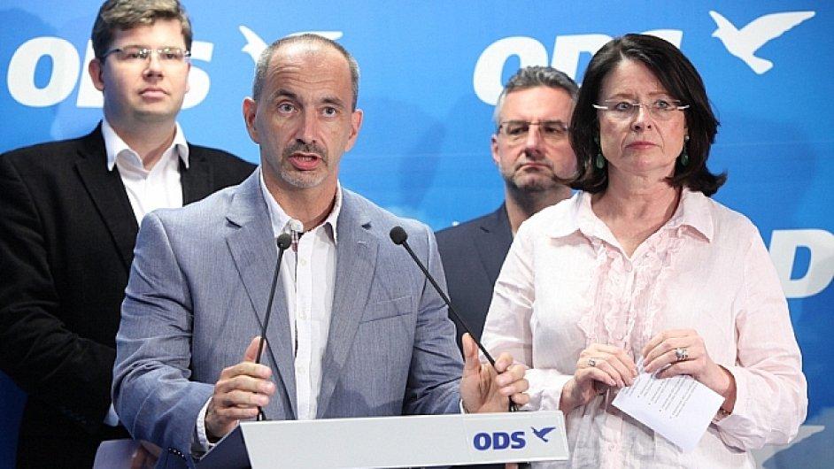 Špičky ODS