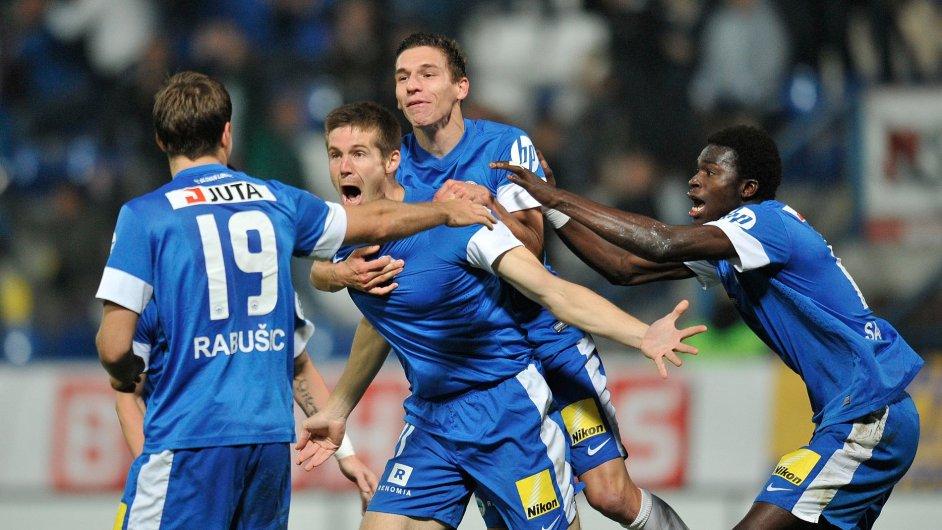 Liberec zachránil až gól v nastavení