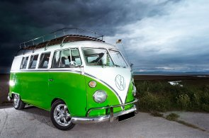 Automobilové legendy, které přežily svou dobu: Volkswagen Bus se vyráběl 63 let