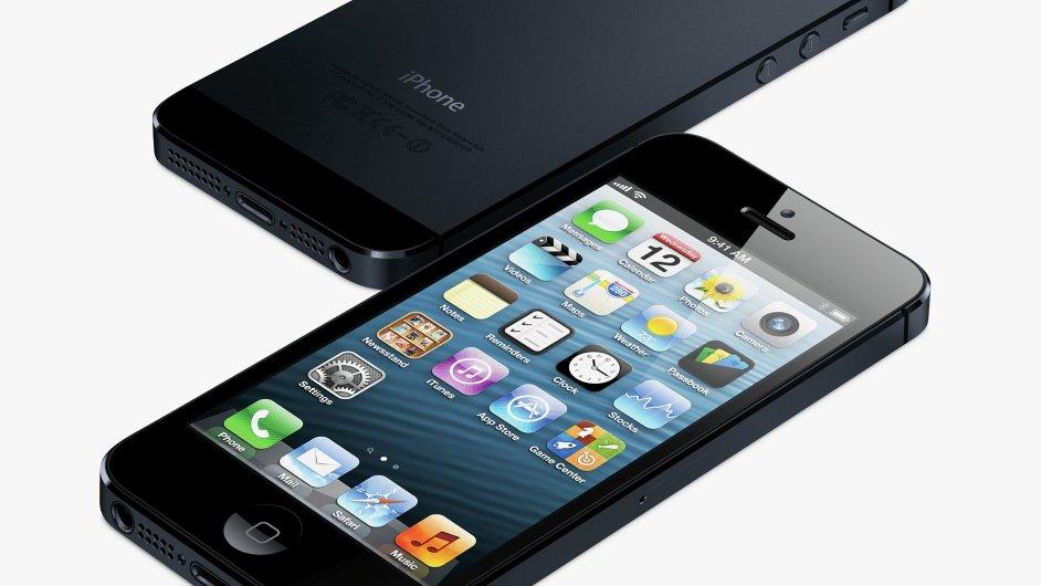 iPhone 5 podrobně