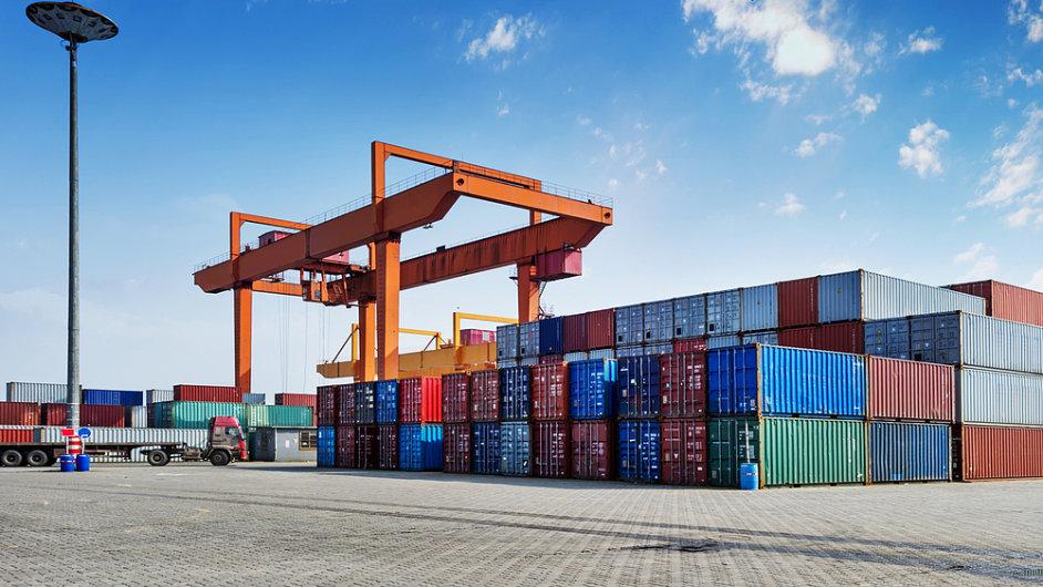 Export, ilustrační foto
