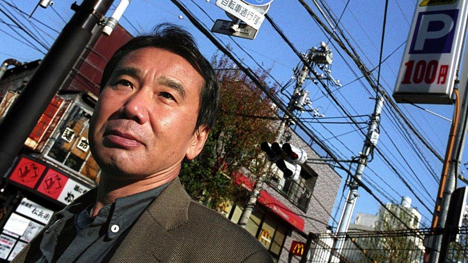 Česky vyjdou nové Murakamiho povídky napřesrok.