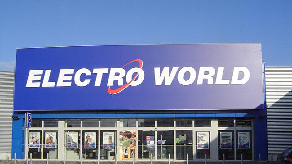 Dalším předmětem akvizice se na českém maloobchodním trhu stal Electroworld.