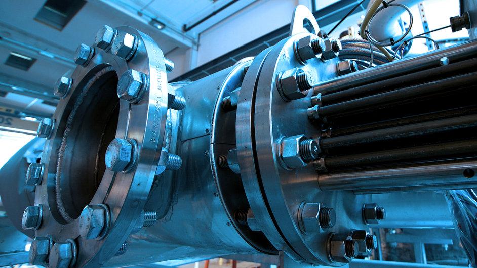 Protiruské sankce míří i na citlivé technologie z oblasti těžby a přepravy ropy a plynu (Ilustrační foto).