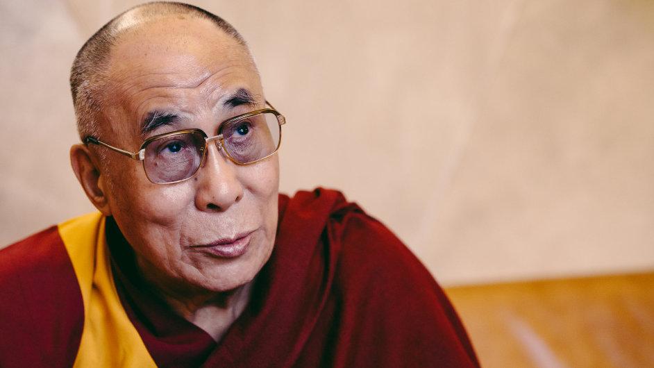 Jeho Svátost Dalajláma