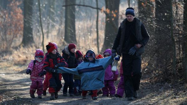 Lesní školka Pramínek: