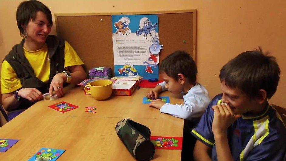 Letos se do projektu zatím zapojilo 48 dětských domovů.