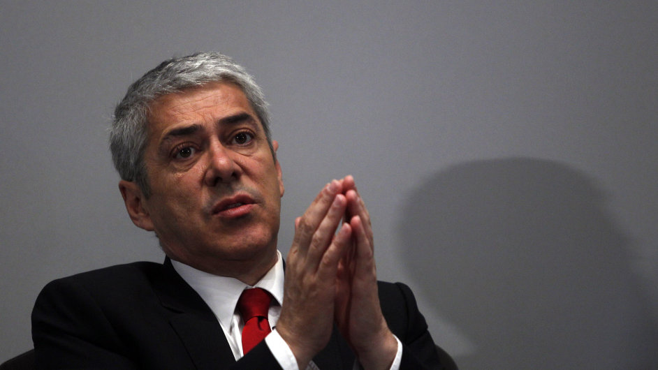 Bývalý portugalský premiér José Sócrates (ilustrační foto).