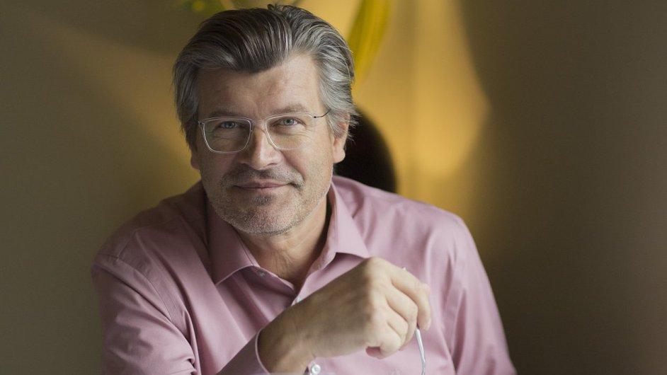 Gurmán a zakladatel žebříčku Maurerův výběr Grand Restaurant Pavel Maurer.