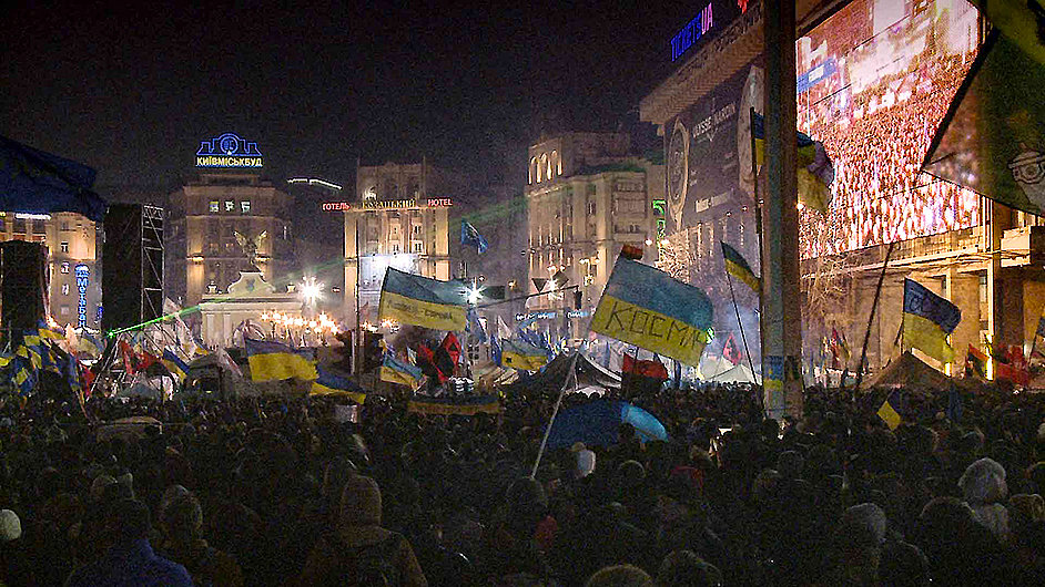 Posledním mezinárodně úspěšným ukrajinským filmem byl dokumentární Majdan od Sergeje Loznici.