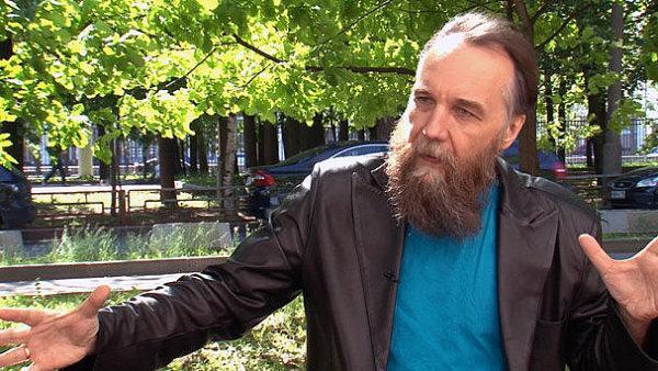 Alexandr Dugin je hlasitým podporovatelem tzv. Novoruska.