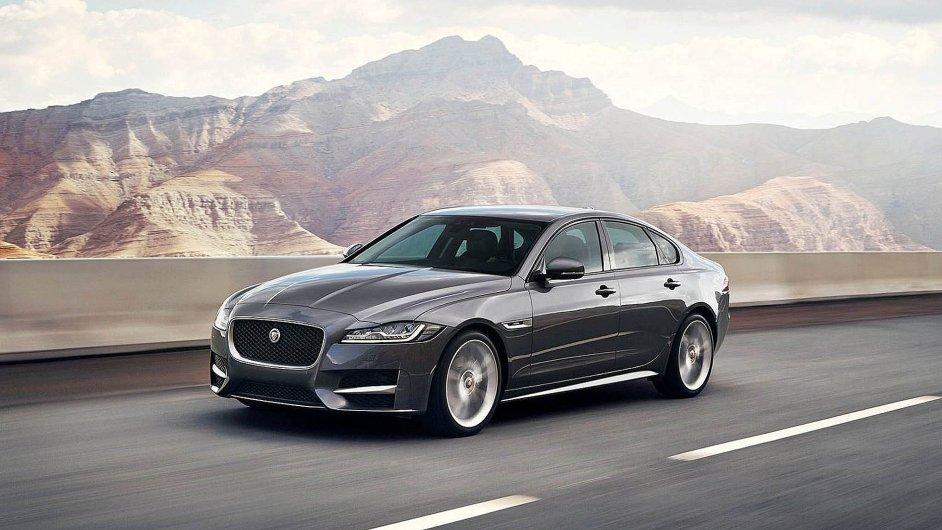 Vzhled Jaguaru se v nové generaci proměnil jen lehce