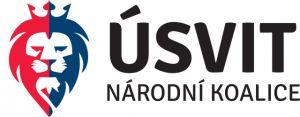 Úsvit - národní koalice.
