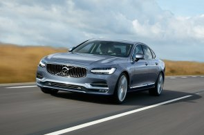 Volvo předvedlo luxusní sedan S90. Má jen čtyřválce