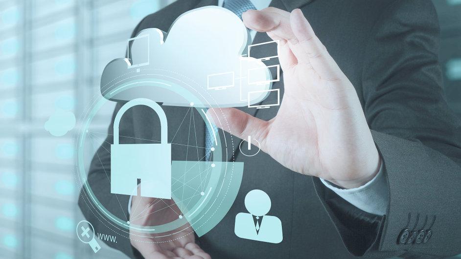 Bezpečnost cloudových služeb/bezpečnost jako služba (SecaaS) – ilustrace