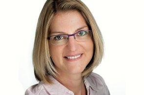Lucie Mikolášková, finanční ředitelka společnosti Dimension Data