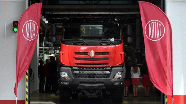 Tatra letos výrazně navýší výrobu, pomoci jí k tomu má i nový informační systém