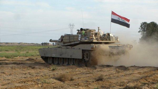 Irácká armáda zahájila operaci, která by měla vést k osvobození města Mosul - Ilustrační foto.