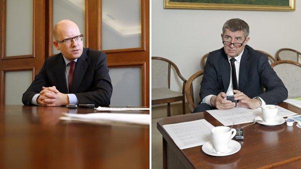 Dluhopisová aféra sahá až do období ministrování Bohuslava Sobotky. Andrej Babiš pak o celé věci ví již rok.