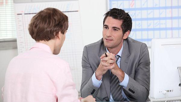 Vedoucí, manažer, šéf, ilustrace
