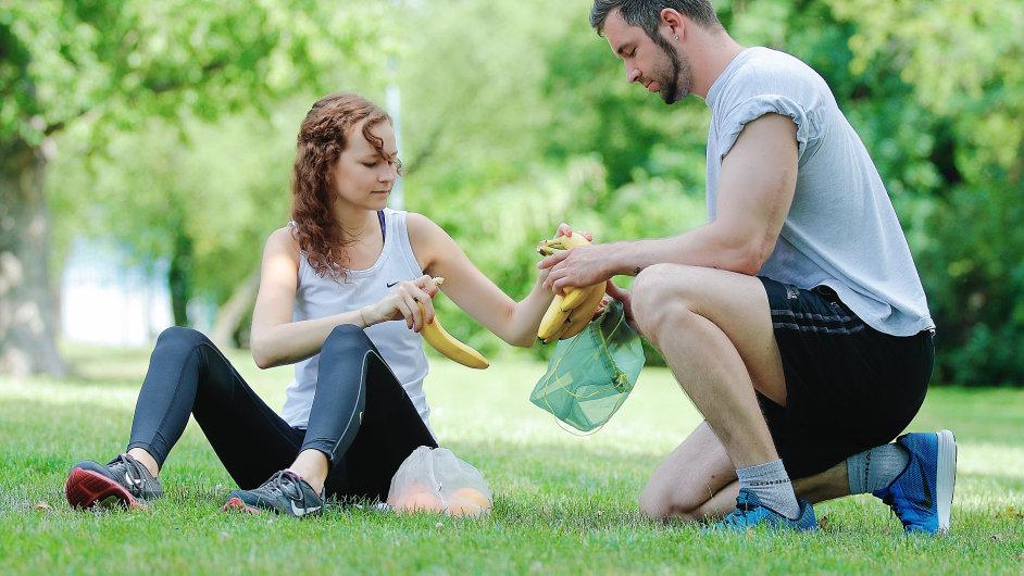 Frusack je sáček ekologicky šetrný k životnímu prostředí.