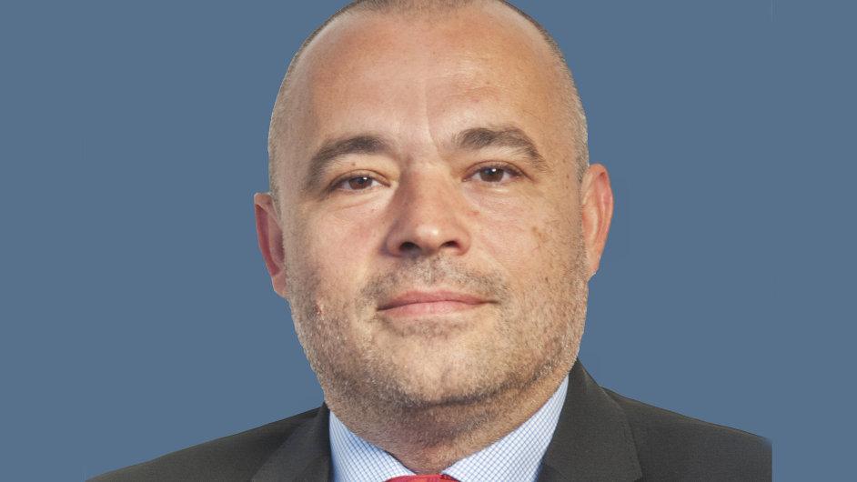 Ján Benko řídí obchod s ocelí Bilstein v Česko-Slovensku