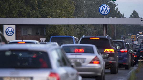 Německé automobilky upraví software u pěti milionů dieselů.