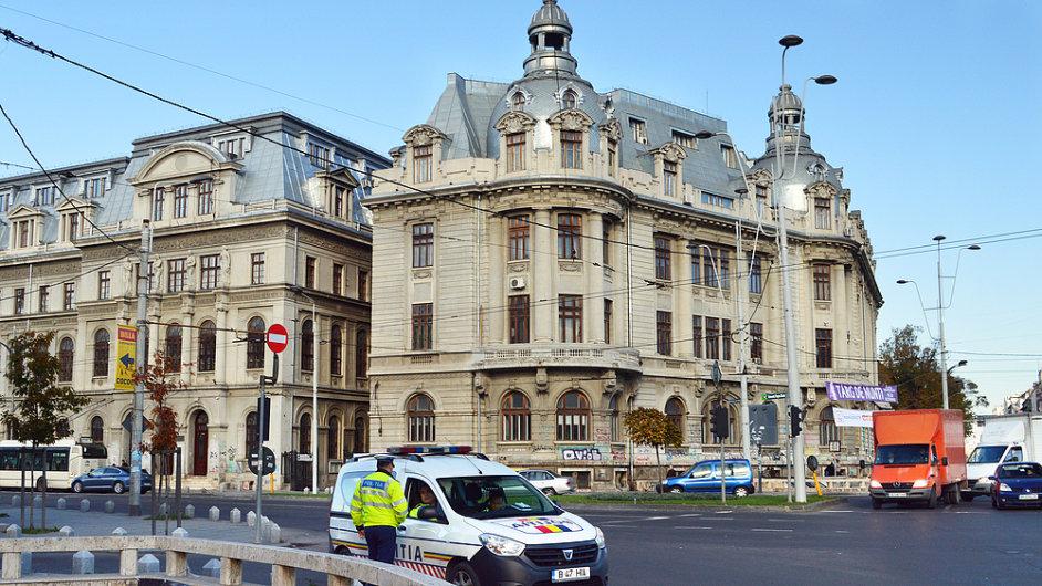 Bukurešť, Rumunsko
