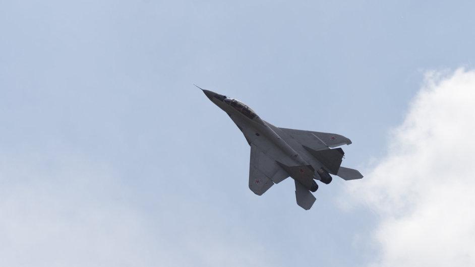 stíhačka MiG-35