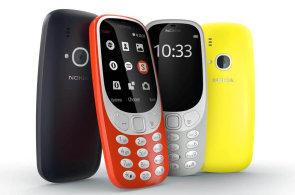 Nokia 3310 je telefon pro prarodiče. Děti nad ním ohrnou nos, dospělé možná chvíli zabaví had