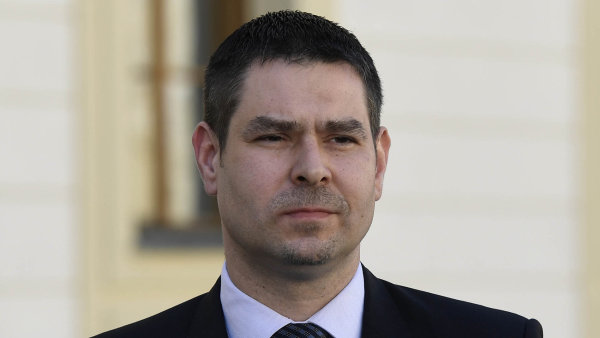 Jiří Havlíček, ministr průmyslu a obchodu
