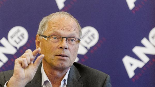 Ivan Pilný uvedl, že chce jako pilotní projekt zkusit účtenkovou loterii.