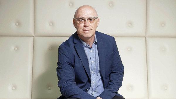 Globální viceprezident společnosti ESAB Jiří Kula