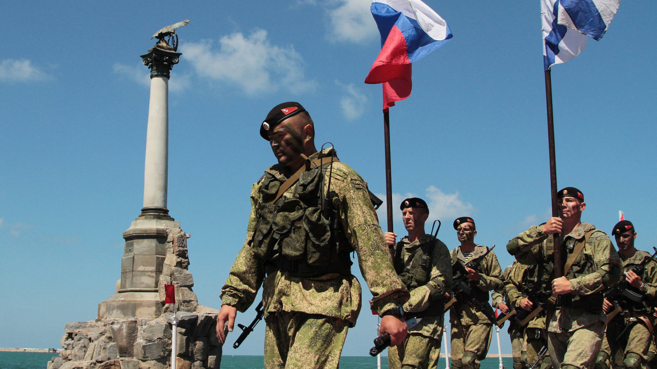 Rusko, Krym