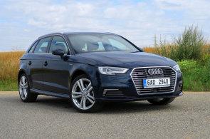 Audi A3 Sportback e-tron: Luxus do zásuvky v módním balení