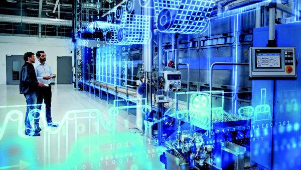 Digitalizace hodnotového řetězce a Průmysl 4.0