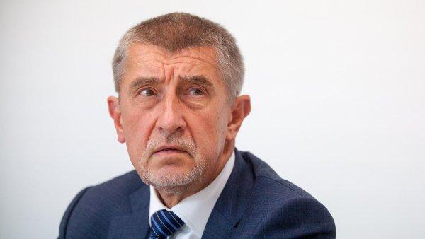 Andrej Babiš se rozhodl podat trestní oznámení.