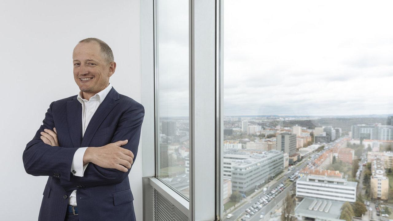 Jiří Jelínek - generální ředitel CK Fischer