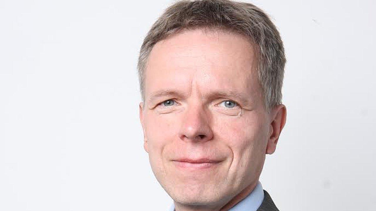 Pavel Sobíšek, hlavní ekonom UniCredit Bank