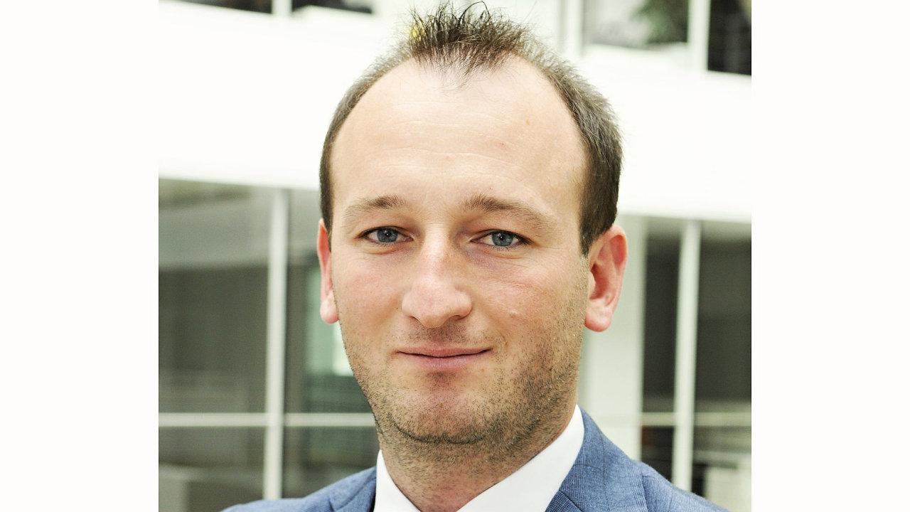 Radek Buršík, řídící partner advokátní kanceláře PwC Legal
