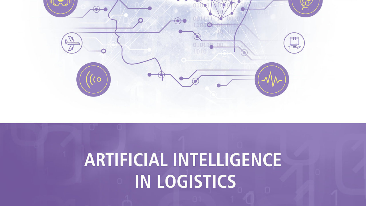 Společná zpráva DHL a IBM ukazuje možnosti využití umělé inteligence v logistice.