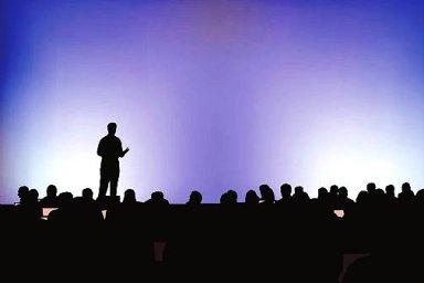 Konference, ilustrace