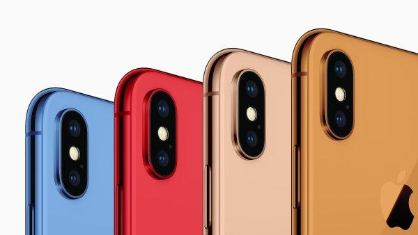 Všechny varianty iPhonu mají být dostupné v nových barvách.
