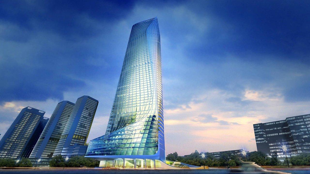 V Egyptě vyroste nejvyšší africká stavba, přispěje na ni Čína.