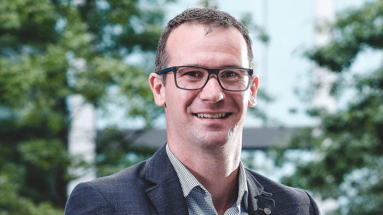 Jazyková společnost James Cook Languages jmenovala Martina Borla (38) novým výkonným ředitelem.