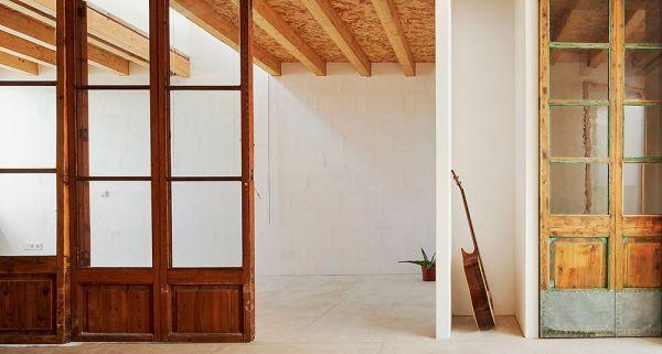 Projekt v Sant Ferran na Baleárách španělského architektonického studia IBAVI.
